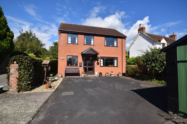 3 bed detached house for sale in Old School Lane, Wharfside, Burford, Tenbury Wells WR15