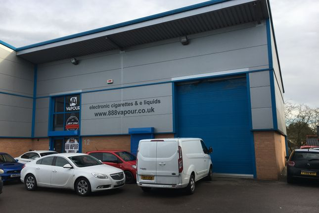 Thumbnail Light industrial to let in Unit 12 Gateway Court, Gateway Park, Dankerwood Road, South Hykeham, Lincoln