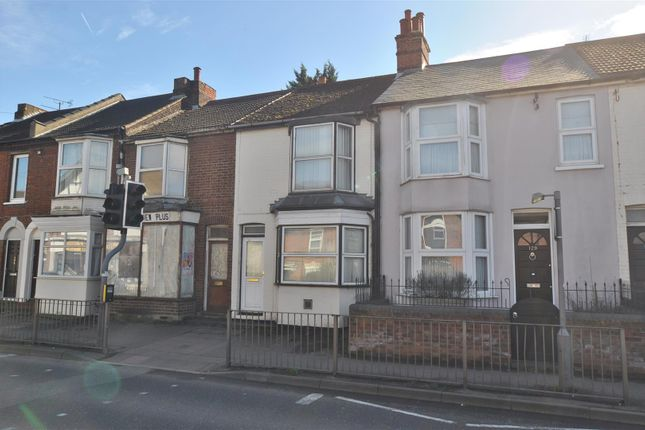 Thumbnail Terraced house for sale in Nightingale Road, Hitchin