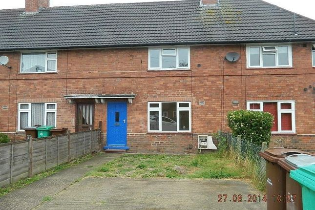 Thumbnail Terraced house to rent in Wensor Avenue, Beeston, Nottingham