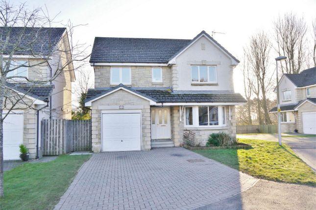 Thumbnail Detached house for sale in 21 Nan Walker Wynd, Kinross, Kinross-Shire