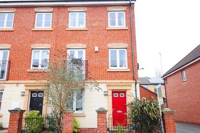 Thumbnail Town house for sale in Immingham Drive, Cressington Heath, Liverpool