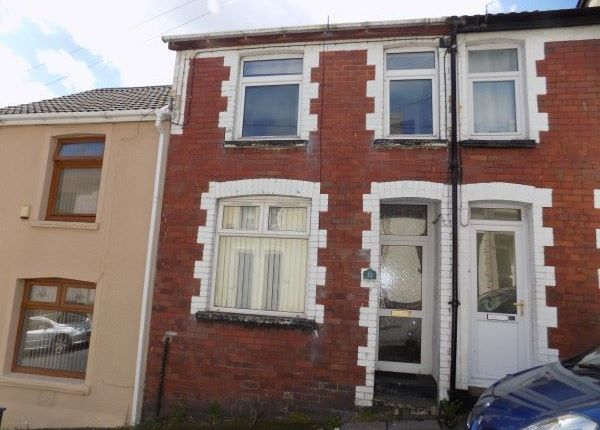 Thumbnail Terraced house to rent in Oxford Street, Abertillery
