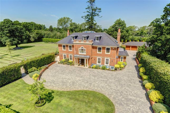 Thumbnail Detached house for sale in Fulmer Common Road, Fulmer, Buckinghamshire