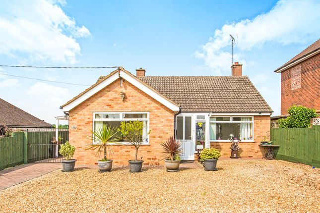 Thumbnail Detached bungalow for sale in London Road, Raunds, Wellingborough