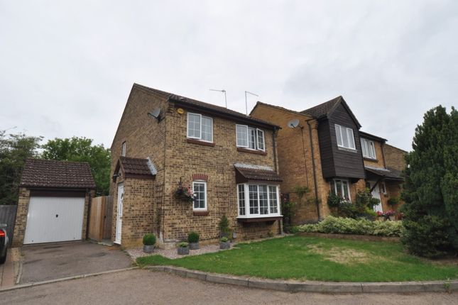 Thumbnail Detached house to rent in Milestone Close, Stevenage