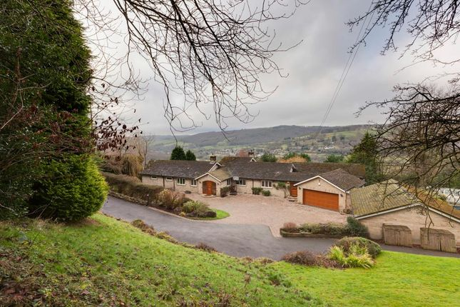 Thumbnail Detached house for sale in Tedgness Road, Grindleford, Hope Valley