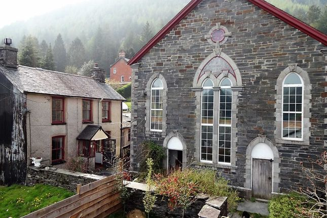 Thumbnail Detached house for sale in Dinas Mawddwy, Nr Machynlleth, Powys