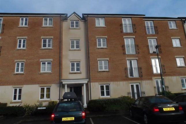 Thumbnail Flat to rent in Clos Gwaith Dur, Ebbw Vale
