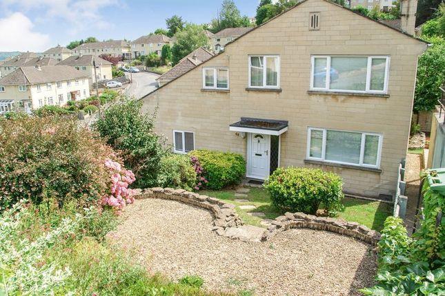 Thumbnail Detached house for sale in Fairfield Avenue, Bath