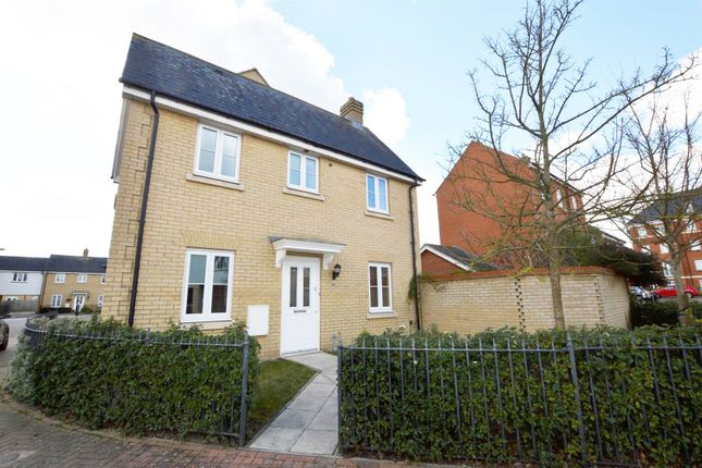 Thumbnail Property to rent in Talavera Crescent, Colchester