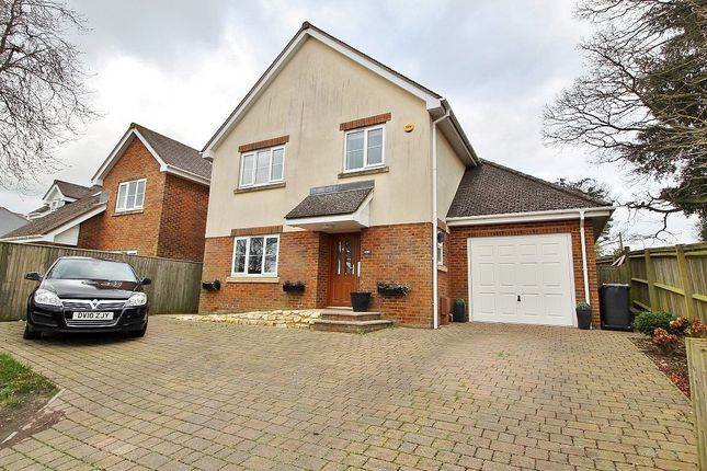Thumbnail Detached house for sale in Park Avenue, Purbrook, Waterlooville