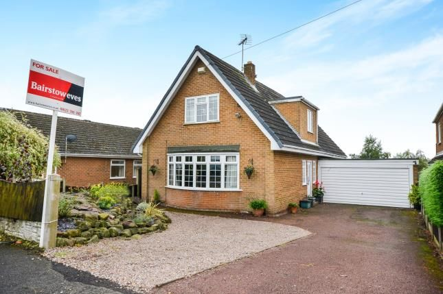 Thumbnail Detached house for sale in Chestnut Avenue, Ravenshead, Nottingham, Nottinghamshire