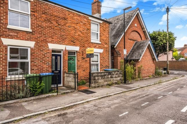 Thumbnail End terrace house for sale in Inner Avenue, Southampton, Hampshire