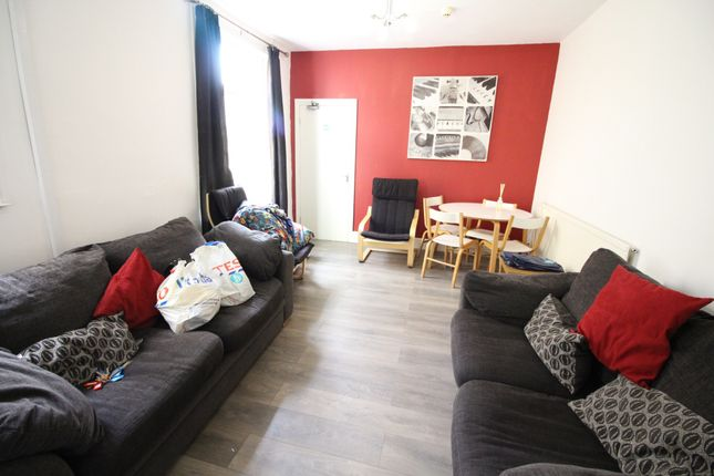 Thumbnail Terraced house to rent in Glynrhondda Street, Cathays, Cardiff.