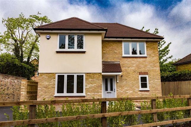 Thumbnail Detached house for sale in Lock Lane, Maidenhead, Berkshire