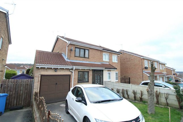 Thumbnail Semi-detached house to rent in Dowland Avenue, High Green, Sheffield, South Yorkshire
