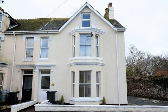 5 bed terraced house for sale in Trafalgar Terrace, Higher Furzeham Road, Brixham