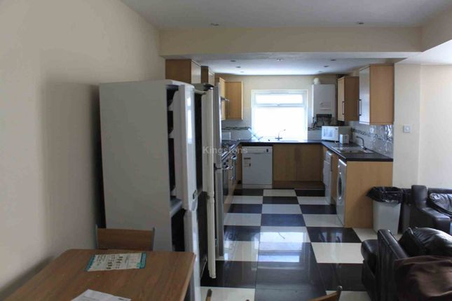 Thumbnail Terraced house to rent in Cathays Terrace, Cardiff