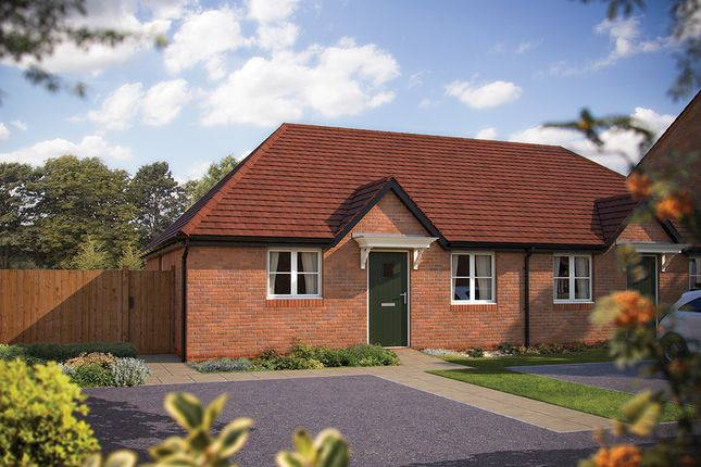 "Thumbnail Bungalow for sale in ""The Whittlebury"" at Spearhead Road, Bidford-On-Avon, Alcester"