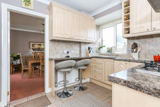 Kitchen of Woodlands Avenue, Water Orton, Birmingham, Warwickshire B46