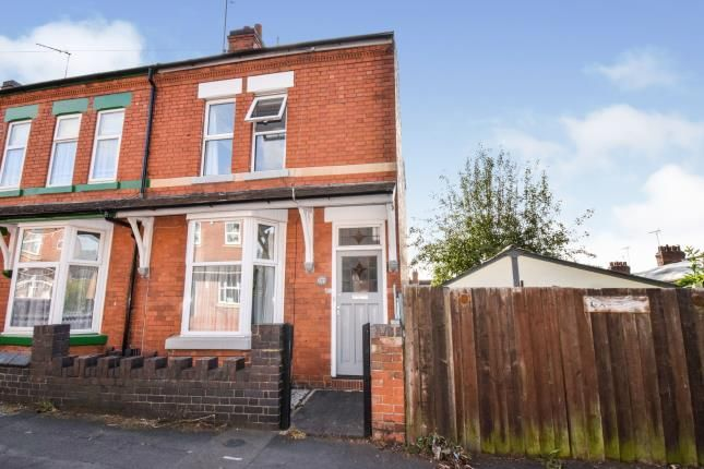 End terrace house for sale in Highfield Street, Market Harborough, Leicestershire