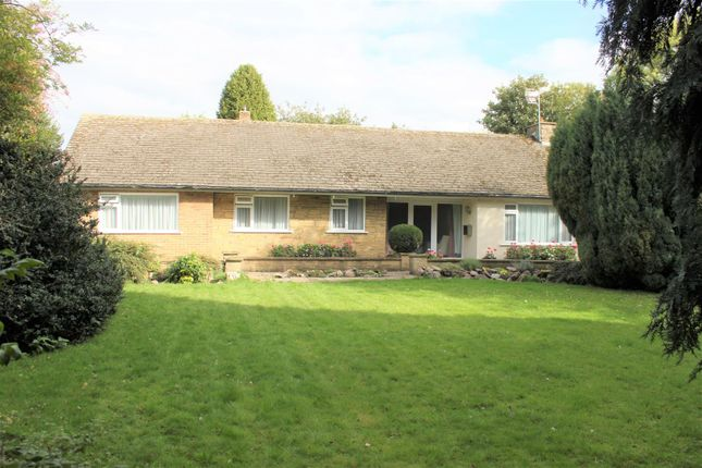 Thumbnail Detached bungalow for sale in Chellaston Road, Shelton Lock, Derby