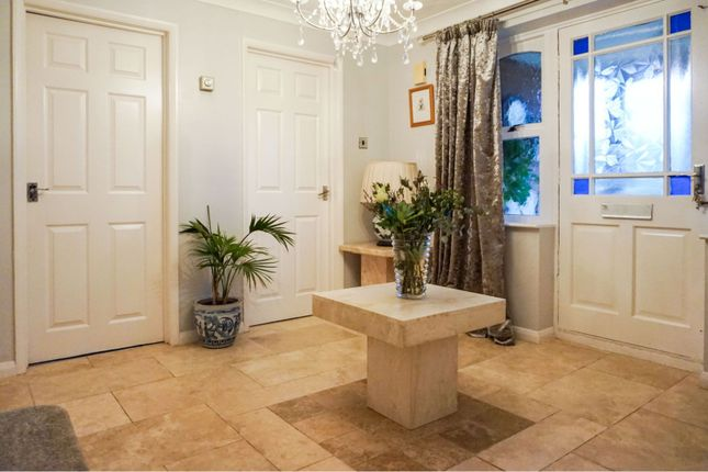 Entrance Hall of Quarries Way, Kirkby-In-Ashfield NG17