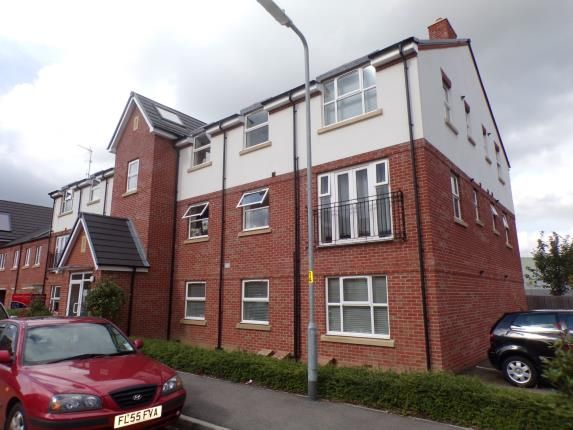 Thumbnail Flat for sale in Tyne Way, Rushden, Northamptonshire