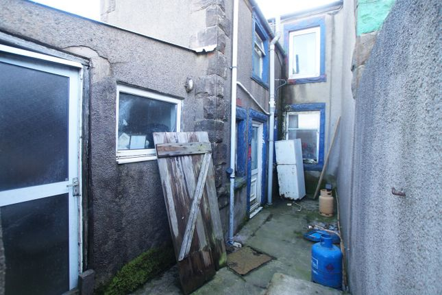Rear Yard of Pica Cottages, Pica, Workington CA14