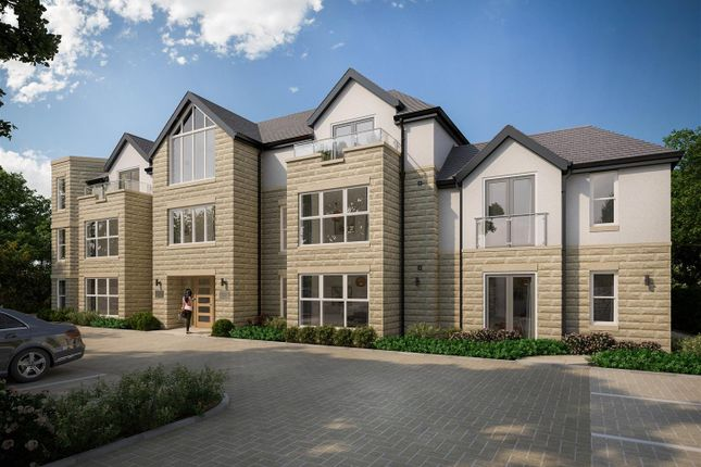 Thumbnail Flat for sale in Eden House, Alwoodley Lane, Alwoodley