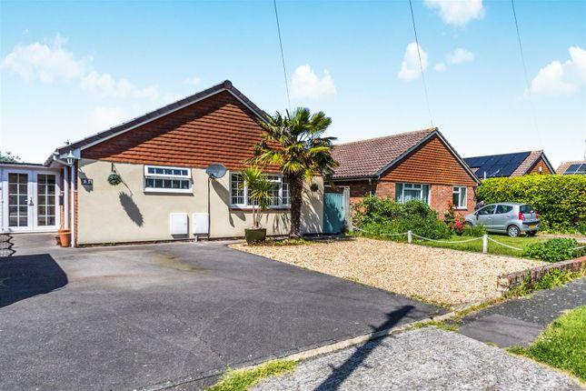 Thumbnail Detached bungalow for sale in Sunnymead Close, Bognor Regis