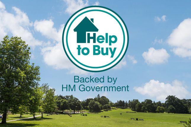 Thumbnail Flat for sale in Syresham Gardens, Haywards Heath
