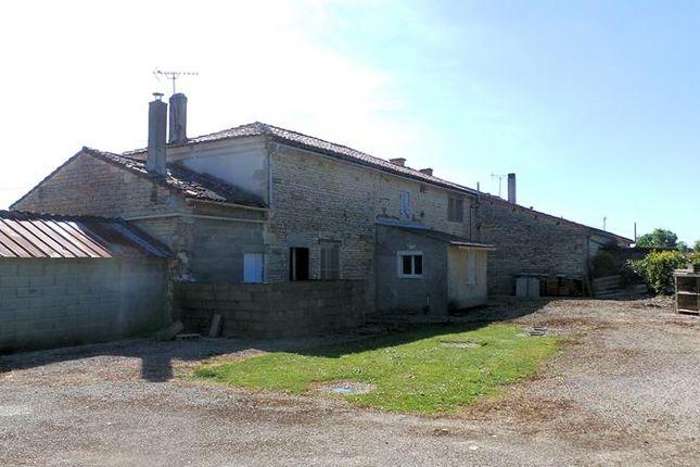 Back Of House of Lupsault, Poitou-Charentes, France