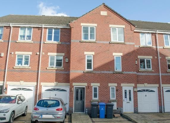 Thumbnail Town house to rent in Slack Lane, Derby