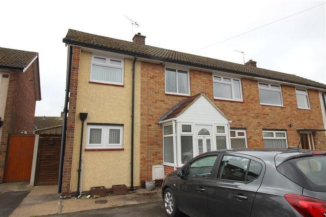 Thumbnail Semi-detached house for sale in Falmouth Road, Alvaston, Derby