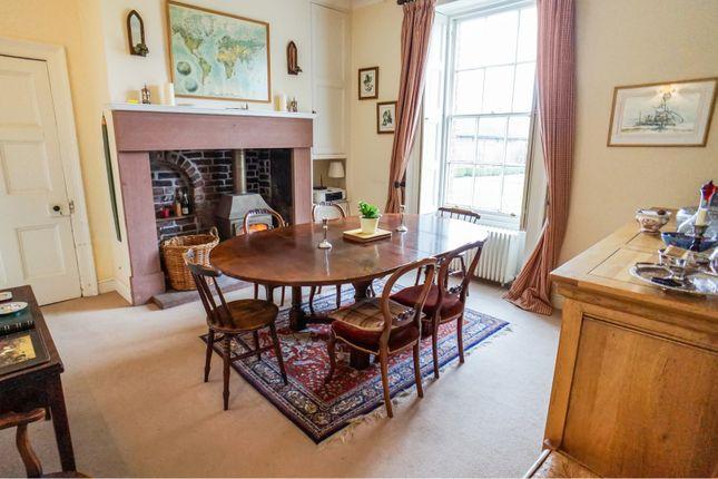 Dining Room of Westlinton, Carlisle CA6