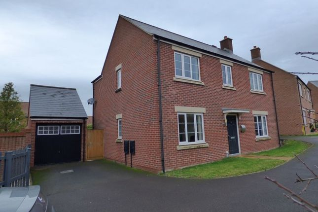 Thumbnail Detached house for sale in Whitstone Rise, Hardwicke, Gloucester