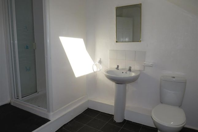 Shower Room of Belgrave Road, Mutley, Plymouth PL4