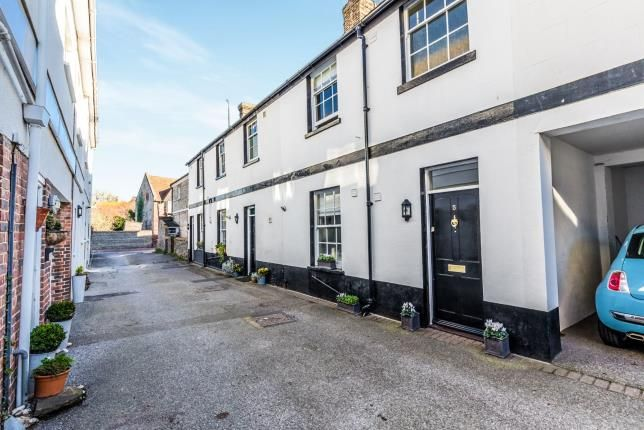 2 bed terraced house for sale in Olde Place Mews, The Green, Rottingdean, East Sussex