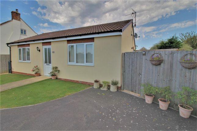 Thumbnail Detached bungalow for sale in Merton Close, Ebley Road, Stonehouse
