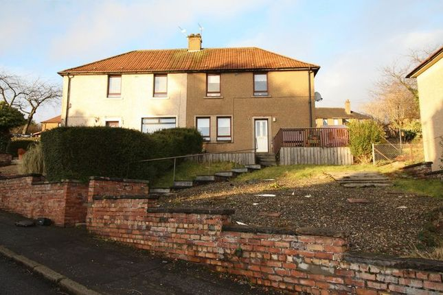 Thumbnail Semi-detached house for sale in Tower View, Sauchie, Alloa