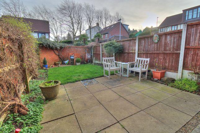 Rear Garden of Rochester Gardens, Rodley, Leeds LS13