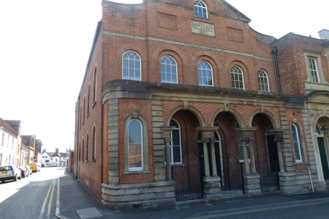 Thumbnail Flat to rent in King Street, Bridgwater