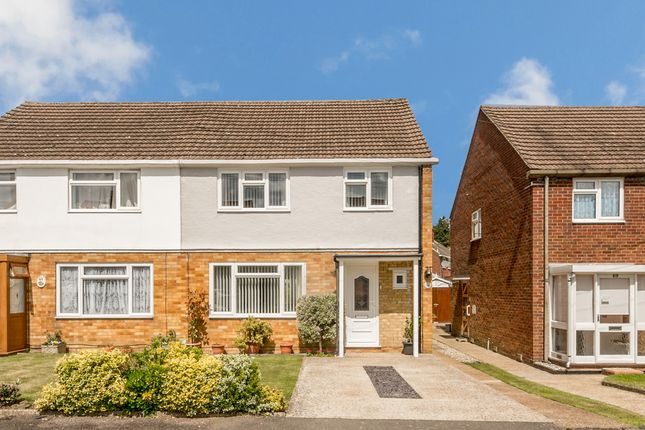 Thumbnail Semi-detached house for sale in Harvey Road, Willesborough, Ashford