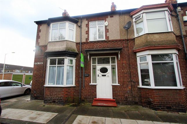 Thumbnail End terrace house to rent in Rydal Road, Darlington