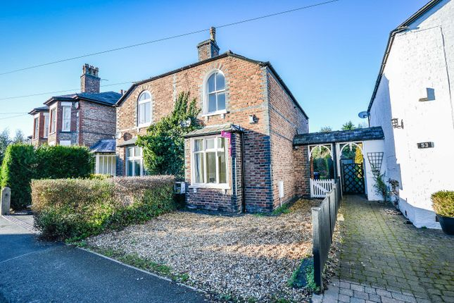 Thumbnail Semi-detached house to rent in Park Road, Hale, Altrincham
