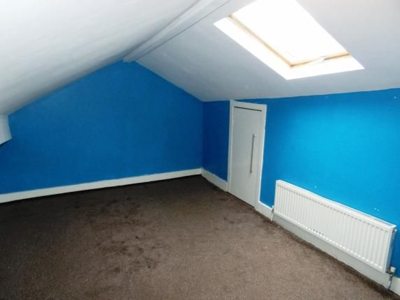 Attic Room of Cooper Street, Bacup, Lancashire OL13