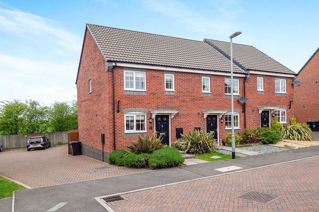 2 bed terraced house for sale in wessex drive giltbrook nottingham