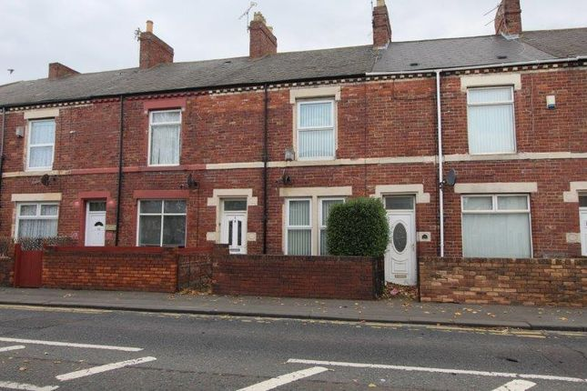 Thumbnail Terraced house for sale in Renwick Road, Blyth